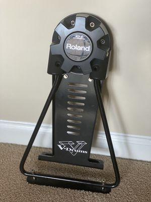 Roland KD8 Kick Trigger Pad for Sale in Atlanta, GA