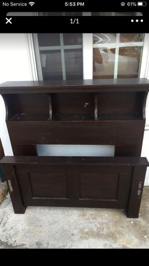 twin bed frame for Sale in Paramount, CA