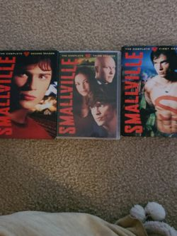 Smallville DVD Collection for Sale in Troutdale,  OR