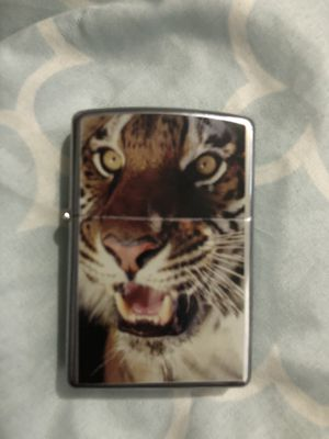 Tiger Zippo for Sale in Nashville, TN
