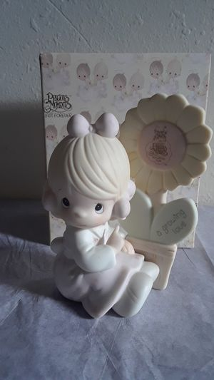 "Precious Moments ""A Growing Love "" figurine for Sale in Tampa, FL"