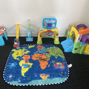 vtech/ little tikes baby toys for Sale in Newburgh Heights, OH