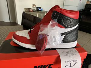 New Air Jordan 1 Satin for Sale in Las Vegas, NV