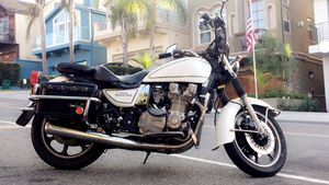 KZ 1000P Police Motorcycle for Sale in Lawndale, CA