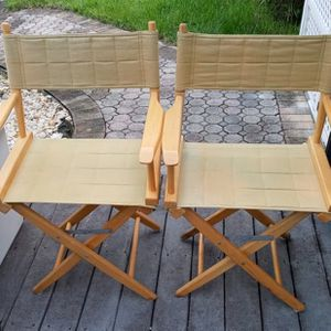 Boaters Stowaway Chairs for Sale in Fort Lauderdale, FL