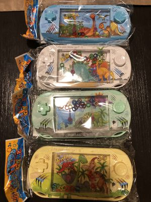 Dino water game $1 each for Sale in Paramount, CA
