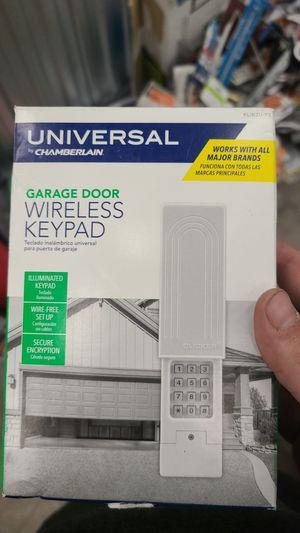 Garage door opener for Sale in Chandler, AZ