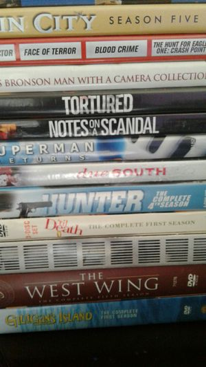 Assorted movies for sale for Sale in Powder Springs, GA