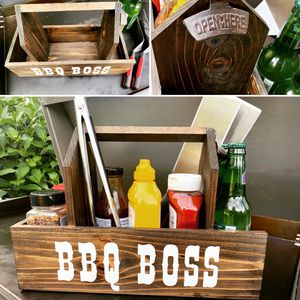 BBQ Grill Caddy for Sale in Olympia, WA