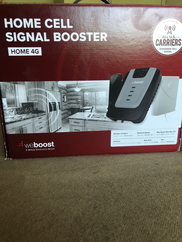 Home Cell Signal Booster Home 4G $200