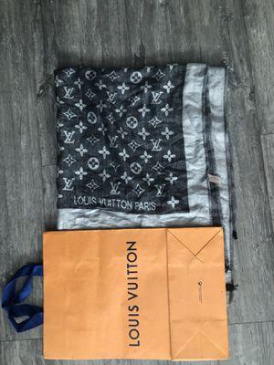 Louis Vuitton Scarf/shawl for Sale in Washington, DC