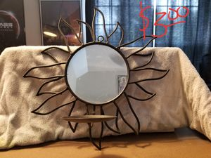 Wall decor mirror/candle holder for Sale in Mount Juliet, TN