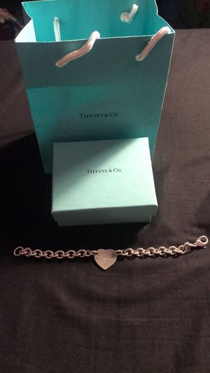Tiffany & co. Bracelet sterling silver for Sale in Chesterfield, MO