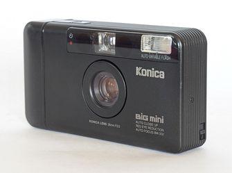 Konica Big Mini (BM-301) - 35mm Film Camera for Sale in San Jose,  CA