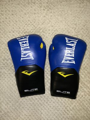 Everlast Boxing Gloves for Sale in The Bronx, NY
