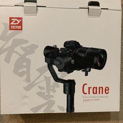 Zhiyun crane v.2 Gimbal for Sale in Redmond,  WA