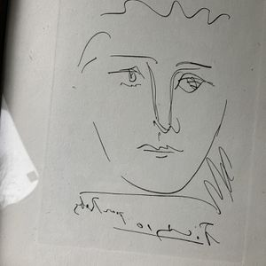 authentic Picasso Etching for Sale in Port Orchard, WA