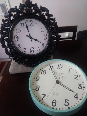 2 New Wall Clocks for Sale in Chula Vista, CA