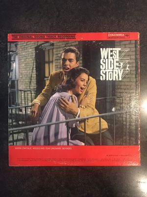 West Side Story Vinyl for Sale in Miami Beach, FL