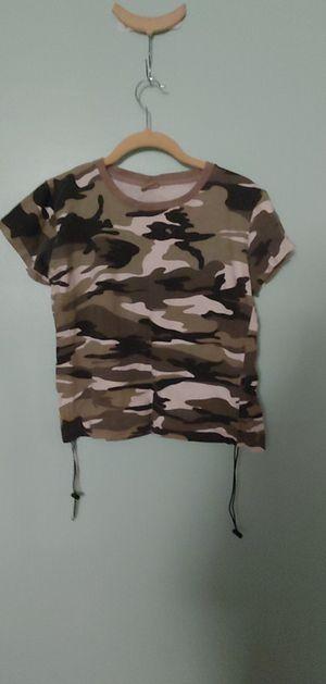 Camo Shirt for Sale in Philadelphia, PA