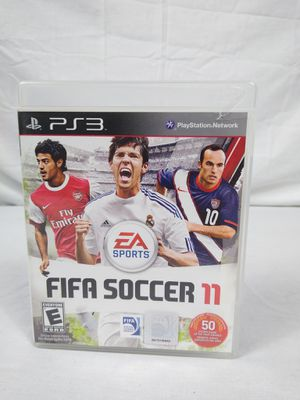 FIFA Soccer 11 PS3 game for Sale in Bakersfield, CA