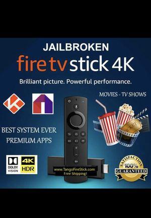Amazon Firestick 2020's best programs! for Sale in Glassboro, NJ
