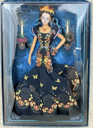 Dia de Los muertos Barbie 2019 for Sale in Downey, CA