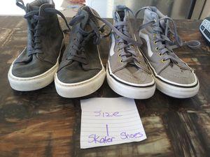 Skater shoes vans for Sale in Imperial, CA