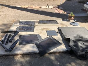 Jeep unlimited JK soft top parts - smittybilt for Sale in Mesa, AZ