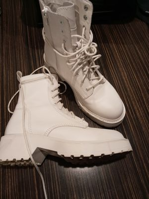 Platform combat style boots for Sale in Portland, OR