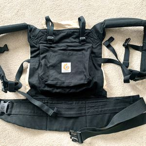 Ergobaby Original Baby Carrier PLUS Infant Insert for Sale in Barrington, IL