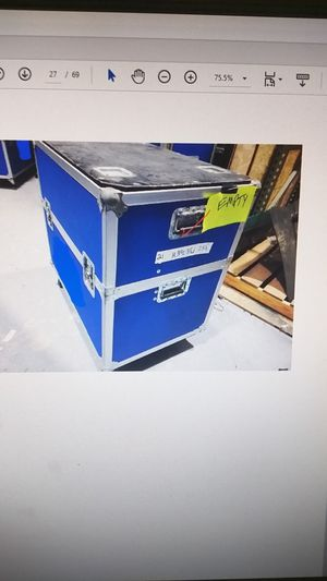Road Cases for Monitors and AV Equipment Clearance Sale for Sale in Fort Lauderdale, FL