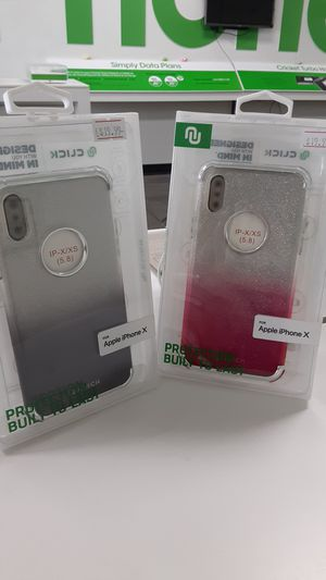 ** Apple iPhone X protection case ** for Sale in San Angelo, TX