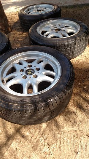 Bmw factory alloy wheels for Sale in Chula Vista, CA