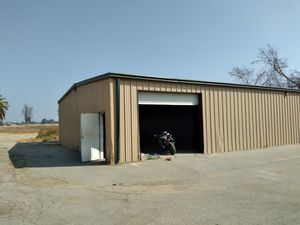 Galvanize steel shed for Sale in Riverside, CA