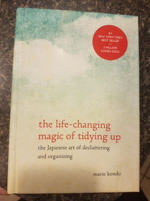 The Life Changing Magic of Tidying Up for Sale in Providence, RI