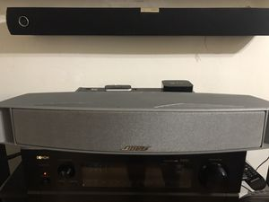 Bose Center Speaker for Sale in Los Angeles, CA