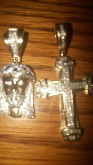 Jesus and Cross Charm for Sale in Tampa, FL