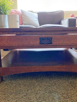 Craftsman Style Square Coffee Table for Sale in Tacoma,  WA