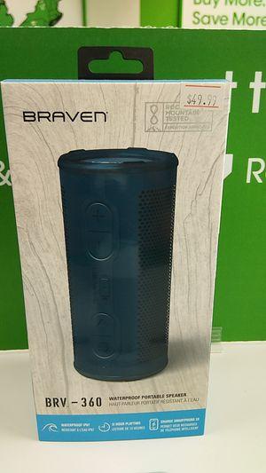 Braven Bluetooth Speaker. for Sale in Alexandria, LA