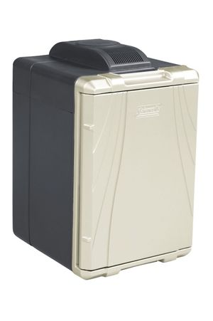Coleman 40 Qt Powerchill Thermoelectric Cooler 12 Volt Gray and Beige for Sale in Carlsbad, CA