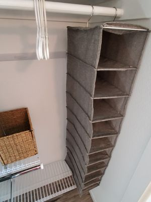 Hanging Shoe Rack for Sale in Calexico, CA