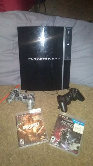 Ps3 with games for Sale in Duluth, GA