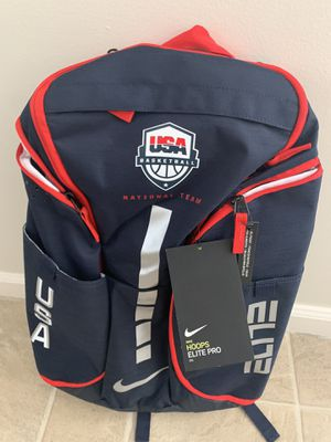 Nike Hoops Elite Pro Basketball Backpack for Sale in West Haven, CT