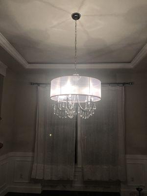 5 Light Chandelier for Sale in Gig Harbor, WA