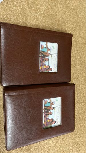 Photo albums - set of 2 for Sale in Apex, NC