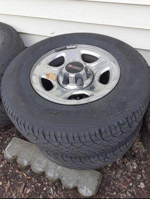 GMC Sierra Wheels for Sale in Bellevue, WA