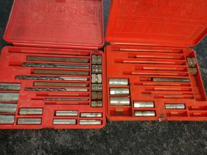 Blue-Point by Snap-on screw drilling / extraction kit for Sale in Romeoville, IL