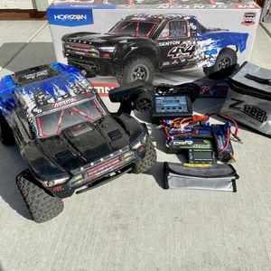 Arrma Senton 3s Rc Truck for Sale in San Jose, CA