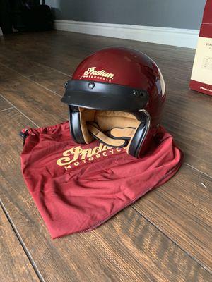 Indian Motorcycle Helmet - Large for Sale in Phoenix, AZ